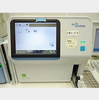 【画像】血算 シスメックス XN-450