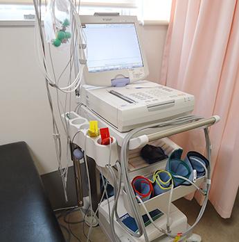 【画像】血圧脈波検査 omron